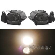 цена на 2 pcs Car Lights Front Fog Lamps Fog Lights halogen With Convex Lens For Audi A6 Avant C5 4B S6 Sedan 1997 1998 1999 2000 2001