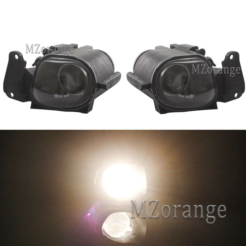 2 pcs Car Lights Front Fog Lamps Fog Lights halogen With Convex Lens For <font><b>Audi</b></font> <font><b>A6</b></font> Avant <font><b>C5</b></font> 4B S6 Sedan 1997 1998 <font><b>1999</b></font> 2000 2001 image