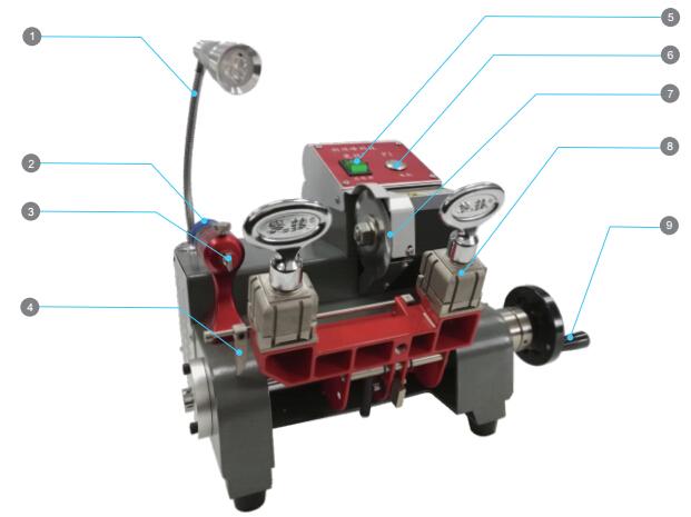 jingji-p1-flat-key-cutting-machine-pic-1