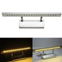 5W 21 LED 5050 SMD Lmpara De Pared Para Bao Espejo Luz Blanco Clido