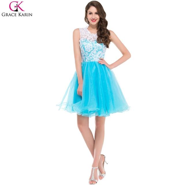 Short light pink dresses for prom