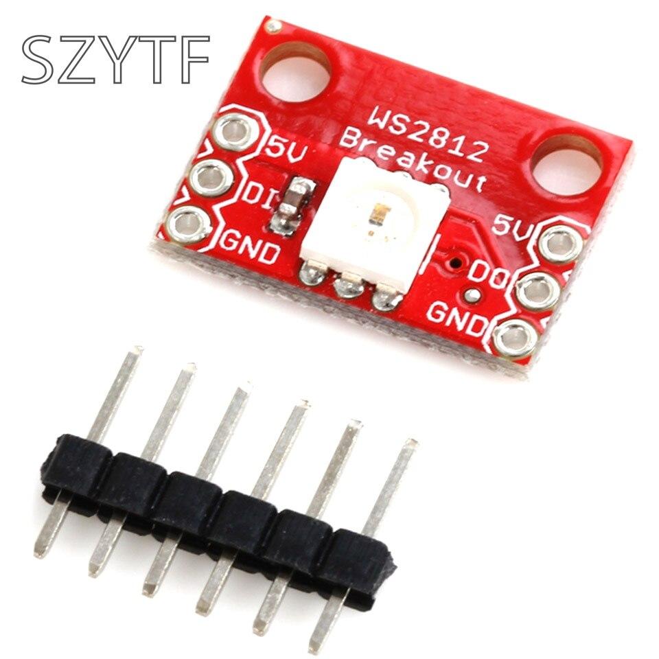 WS2812 RGB LED breakout module CJMCU-123