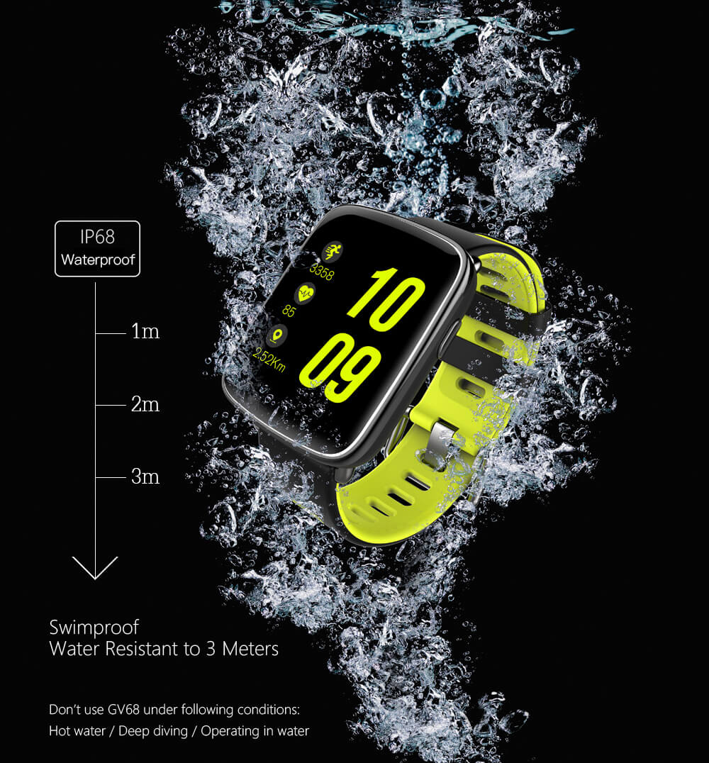 Makibes GV68 Smart Sports Watch (2)