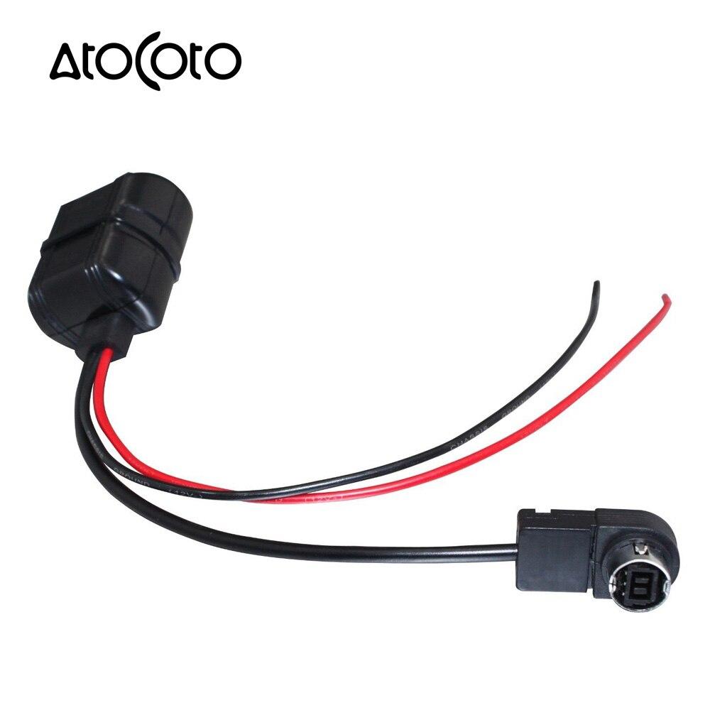 Car Bluetooth module for JVC DVD Radio Audio KS-U58 3.5MM AUX Input