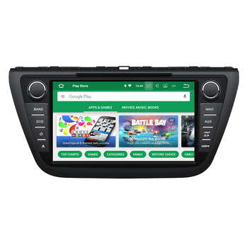 Android 4.4.4 For Suzuki Cross SX4 S-Cross Touch Screen Autoradio Car DVD GPS Navigation Android System Auto Radio Stereo Player