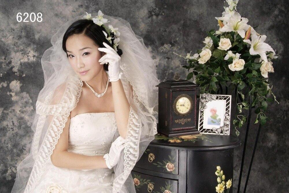 10ft * 20ftTye-Die fond de mousseline toile de fond 6208, toile de fond studio photo, décors de mariage studio photo