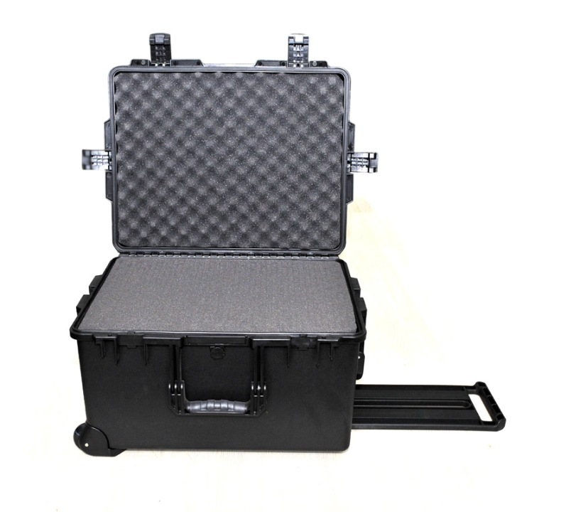 Ip67 Waterproof Waterproof Hard Plastic Flight Case M2750