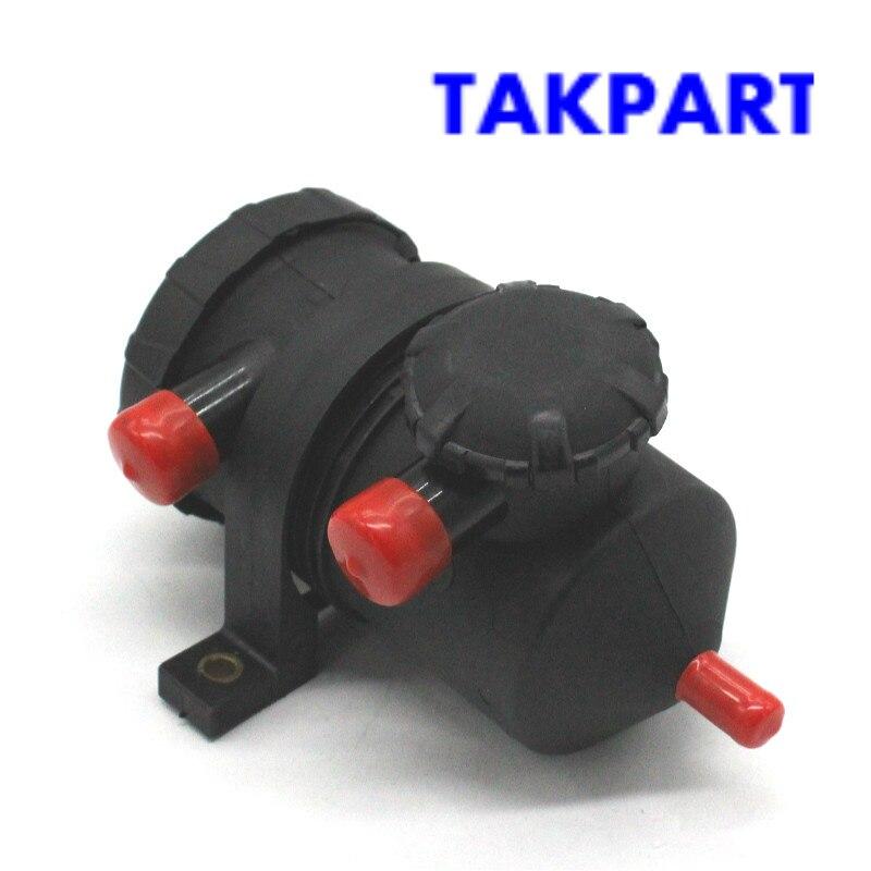 Le crochet d'huile de TAKPART peut filtrer le séparateur pour le ProVent 200 convenable Toyota Ford Nissan Turbo 4WDs