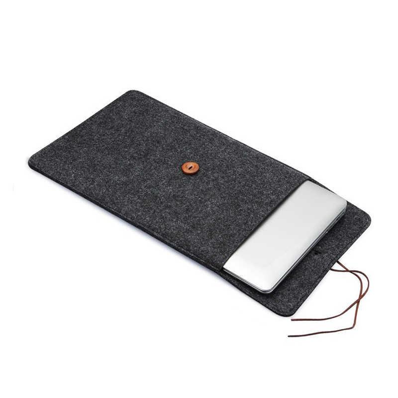"BinFul ورأى محمول كم حقيبة دفتر حالة الكمبيوتر الذكية غطاء حقيبة يد ل 9.7 ''11"" 12 ''13"" 15 ""17'' ماك بوك برو الهواء الشبكية"