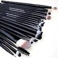 Maquillaje 20 unids Cepillos Polvos Sombra de Ojos Delineador de Labios Brush Tool nuevo
