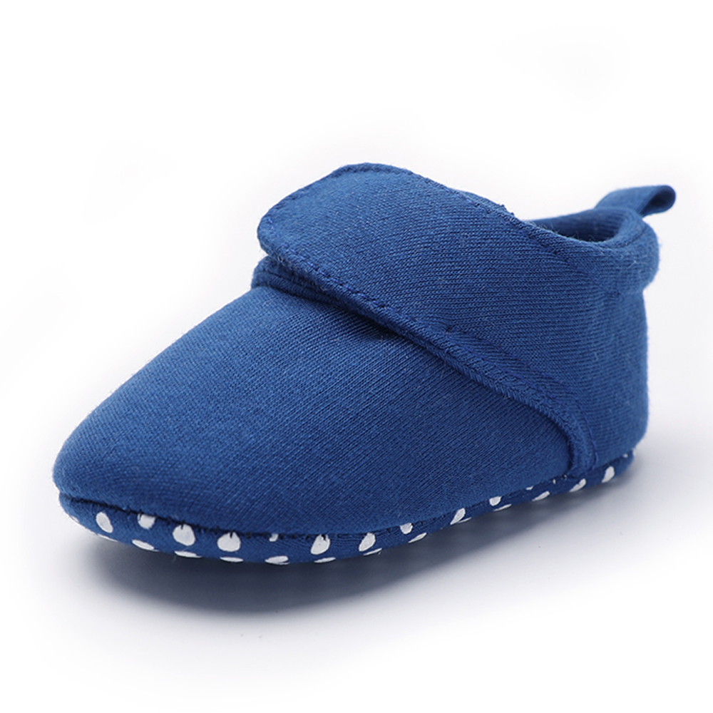 f8eb5b6de 2018 Unisex Baby Girl Shoes Boy Booties For Newborns Sole Classic Floor 0  18 Months Soft Toddler Crib First Walkers-in First Walkers from Mother    Kids on ...
