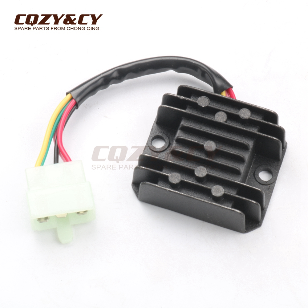 Voltage Regulator Rectifier 5 pin 12V for KYMCO Like / Like Ls People S DD  Eu 3 Super 8 125cc People S 05 200cc 00169587|regulator rectifier|voltage  regulator rectifierregulator rectifier voltage - AliExpressAliExpress