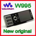 Sony ericsson w995 teléfono móvil original del 100% desbloqueado 3g wifi 8mp reformado w995 teléfono móvil