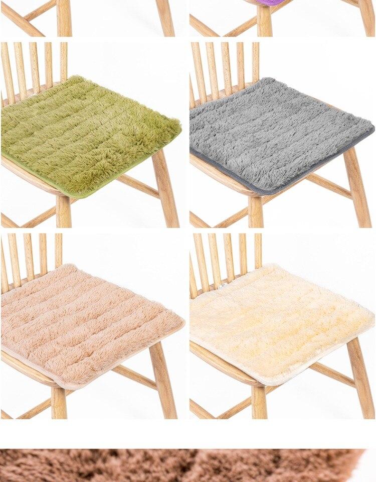HTB1NL NayLrK1Rjy1zdq6ynnpXav 40cmX40cm Chair Seat Cushion Home Use Dining Garden Patio Home Kitchen Office Pads Cushion Cushion for Chair Kids Room Decor