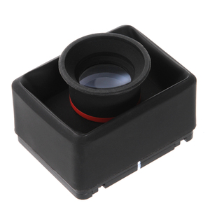 """Image 3 - LCD Viewfinder 3.2"""" 3x Loupe Magnifying Eyecup for Universal 3.2"""" Screen DSLR Camera Rubber"""