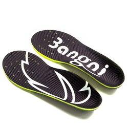 3ANGNI Удобная Арка Поддержка ортопедическая обувь стельки Вставки для плоских ног Подошвенный Фасцит ноги боль Спорт