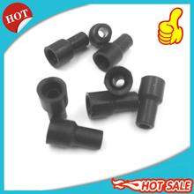 8pcs  Ignition Coil Tip Rubber Boots Cover Spark Plug Cap For Toyota 90919-11009 цена