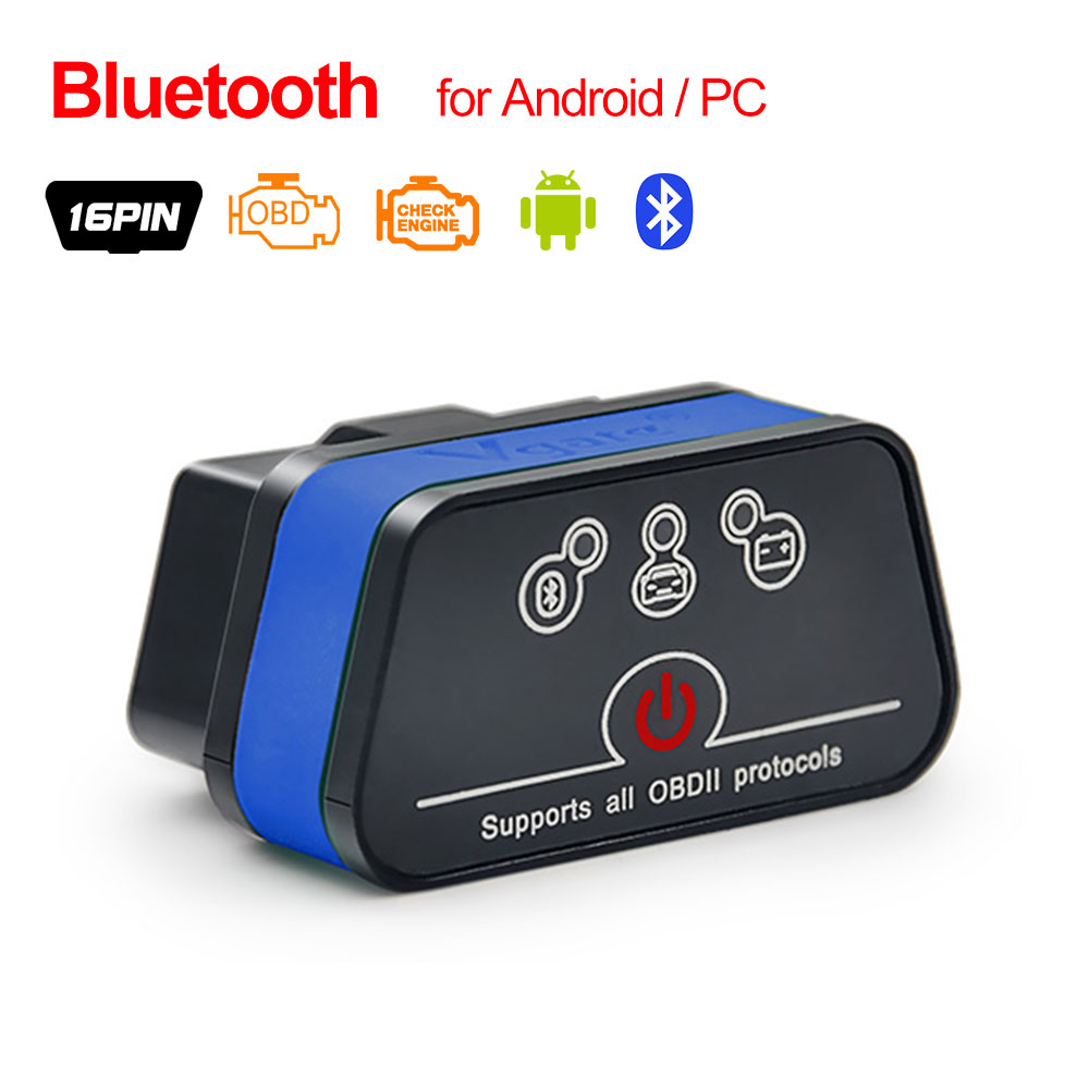 Bluetooth Black Blue