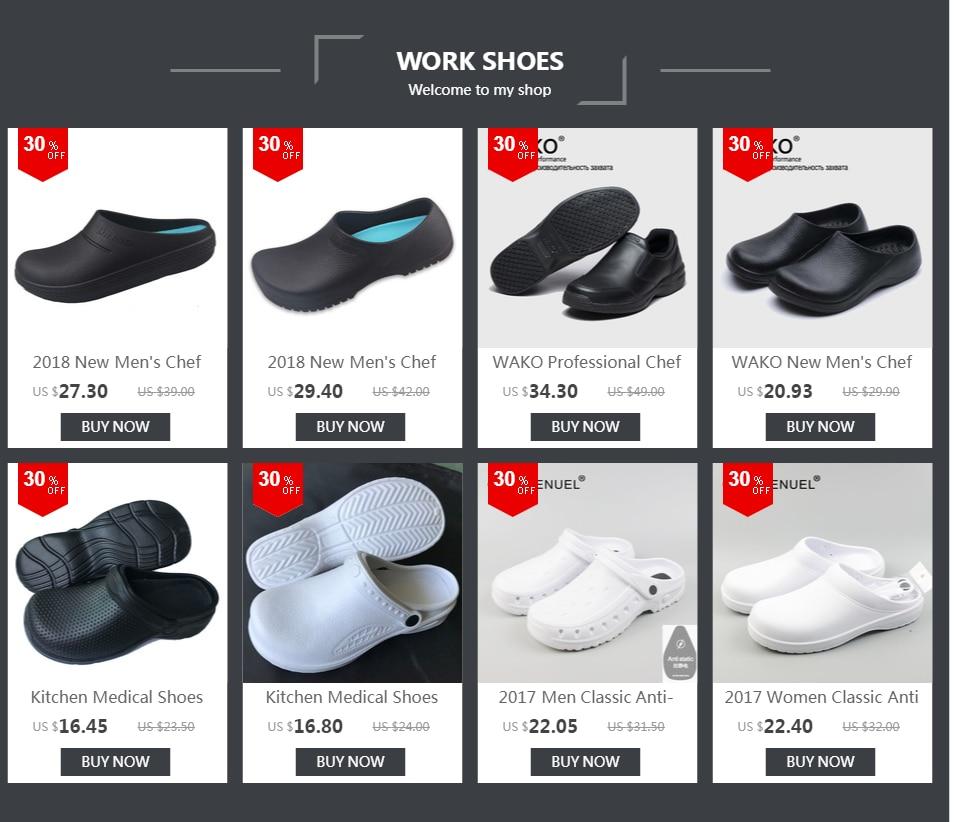 Black Shoes Work Shoe 1