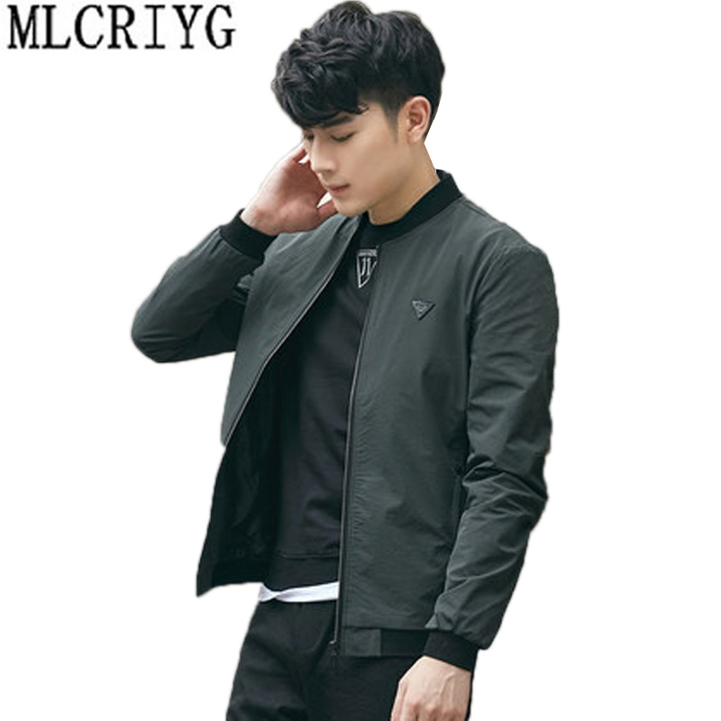 Plus Size 5XL 6XL Mens Spring Autumn Jackets Casual Slim Fit  Male Trench Coats College Bomber Black Jacket Men Outwear LX198