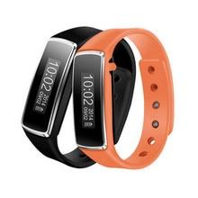 Расширенный Новинка 2017 года Водонепроницаемый Bluetooth 4.0 OLED умный браслет наручные часы Группа для iPhone IOS для Android товаров Бесплатная доставка
