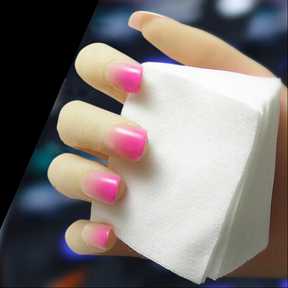 900PCS Nail Tools Bath Manicure Gel Nai Artl Polish Remover Tools Lint-Free Wipes Cotton Napkins for Nails False Nail Removal joelheira magnética alívio