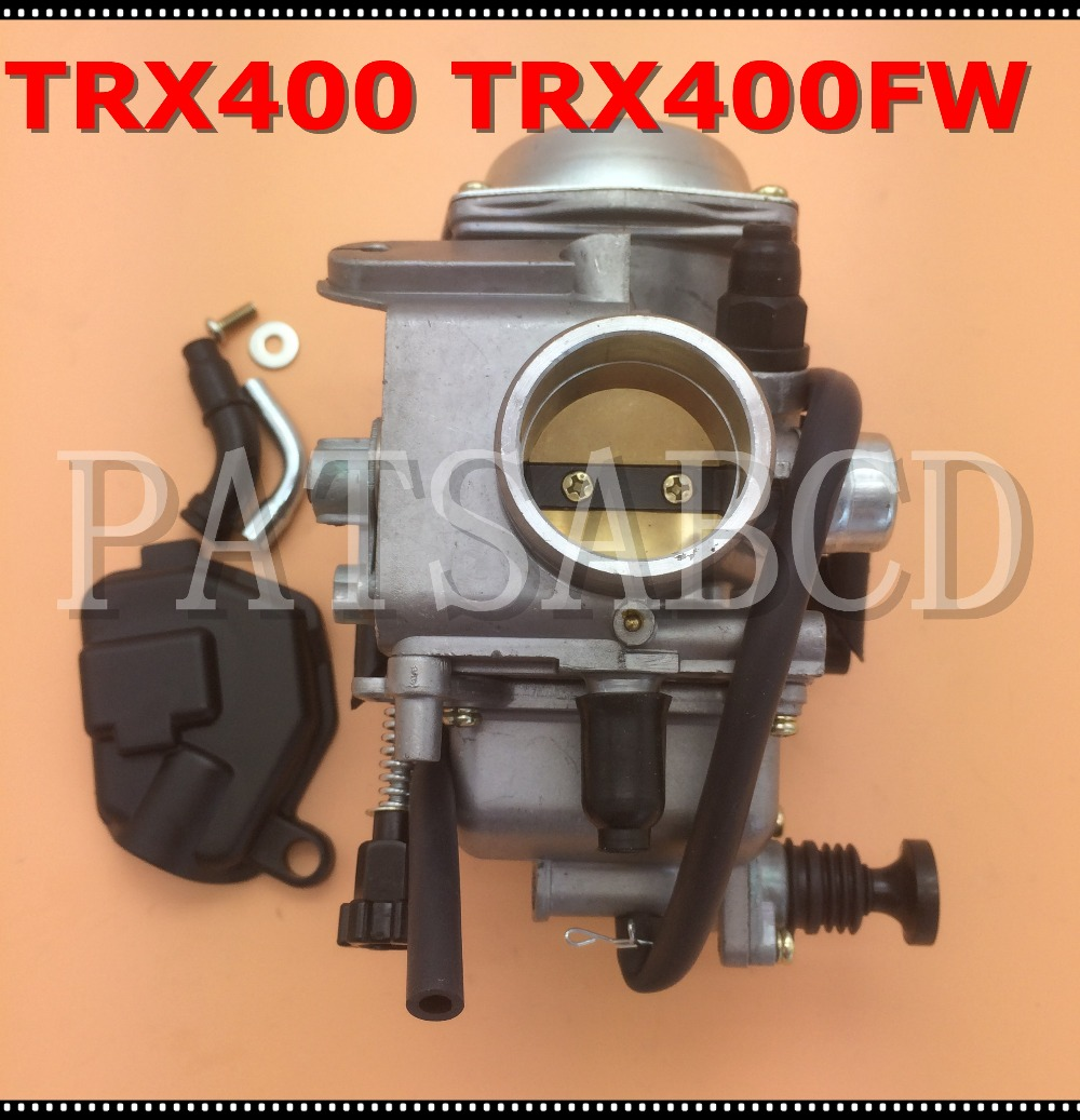 CARBURETOR FOR HONDA TRX 400 TRX 400FW FOREMAN 1995-1999 2000 2001 2004 2005