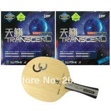 Sanwei CC Long Shakehand-FL with 2Pieces 729 Transcend 2015 Factory At a loss Direct Selling