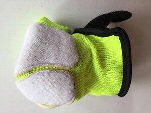 Image 5 - Schokabsorberende Mechanica Anti Trillingen Olie Gas Veld Veiligheid Impact Proof Slip Werkhandschoenen