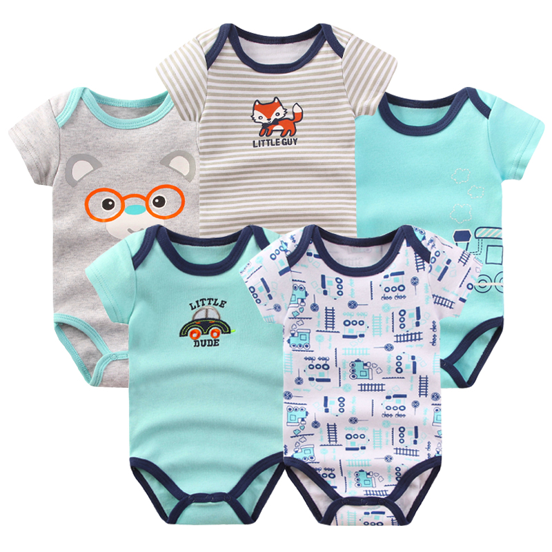 Cheapest 2016 Baby Boy Girl Clothes New Style Cotton