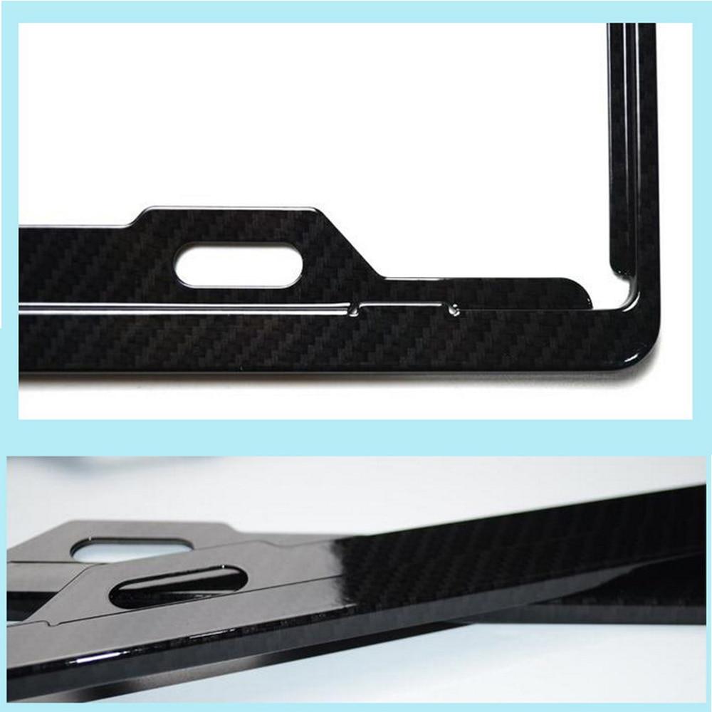 ∞Un par tamaño chino Placa de fibra de carbono montaje Marco por ...