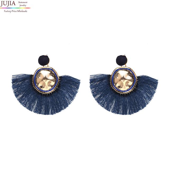 Bohemia Tassel Earrings Style T004