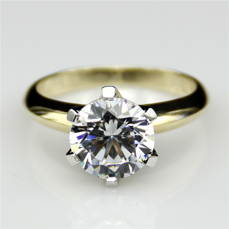 engagement diamond carat platinum art ring deco