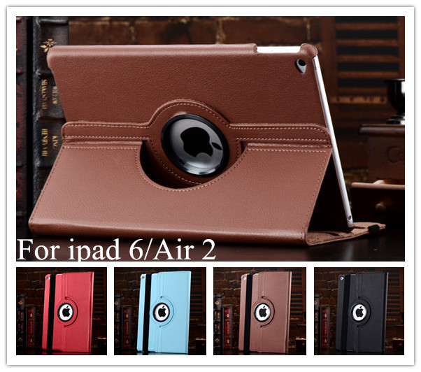 Case Smart Cover For iPad Air 2 iPad 6