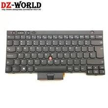 새로운 Thinkpad T430 T430i X230 X230i X230T T430S W530 T530 노트북 키보드 백라이트 빅 US 블랙 무료 배송