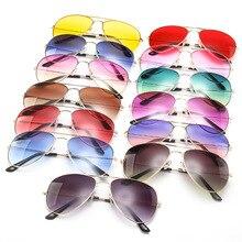 Unisex Pilot Aviation Night Vision Sunglasses Gradient Men W