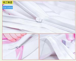 Image 4 - Японское аниме инуяся персонаж пледы наволочка обнимая тело наволочка пледы дакимакура Прямая поставка на заказ