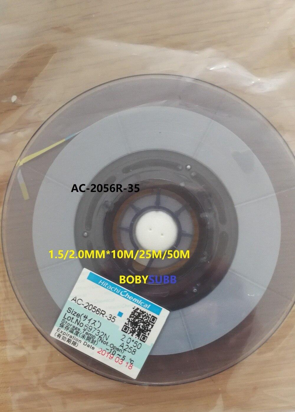 цены New Date Original ACF AC-2056R-35 AC2056R-35 PCB Repair TAPE 1.5/2.0MM*10M/25M/50M