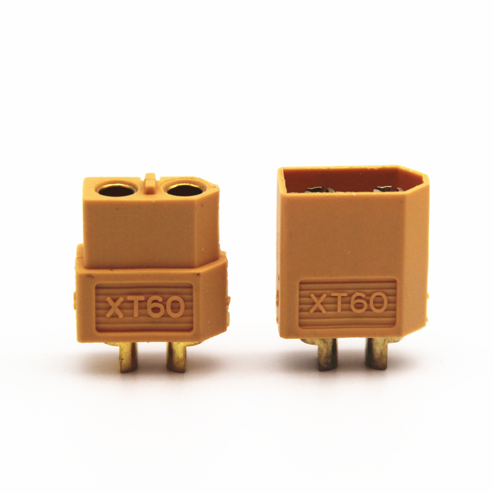 10pcs/lot XT30 XT60 Male Female Bullet Connectors Plug For RC Lipo Battery Wholesale For RC Lipo Battery Quadcopter Multicopter(China)