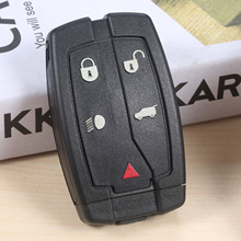 5 Buttons Replacement Car Remote Smart Control Key 433MHz PFC7953 Clip NT8-TX9 3043A-TX9 For 2008-2012 Land Rover LR2