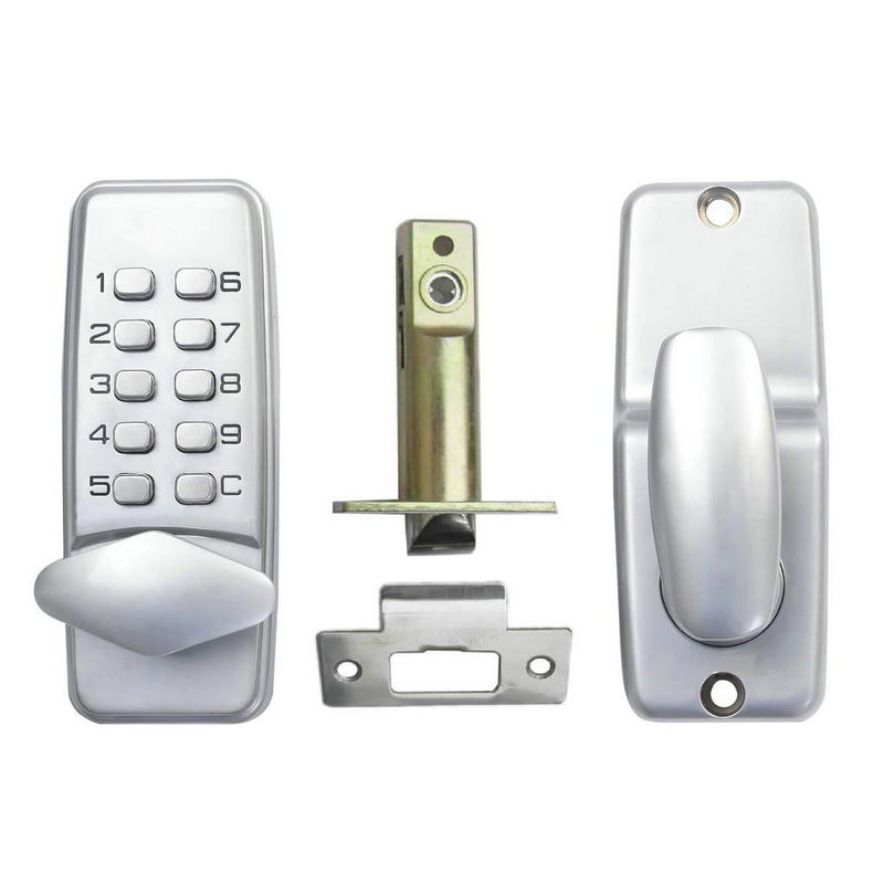 Ospon Keyless Mechanical Keypad Code Digital Locker Home