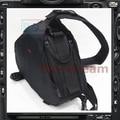 Foto Foto mensajero del triángulo DSLR Camera Case Bag para Canon T5 550D 450D 1100D 600D 700D Nikon D3200 D5300 Pentax K5 = Caden K1