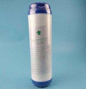 Image 3 - Filtro de água ativado gac para substituição, 3 peças, 10 polegadas, bloco de carbono ativado, purificador de substituição, cartucho de água, purificador de água, substituição udf
