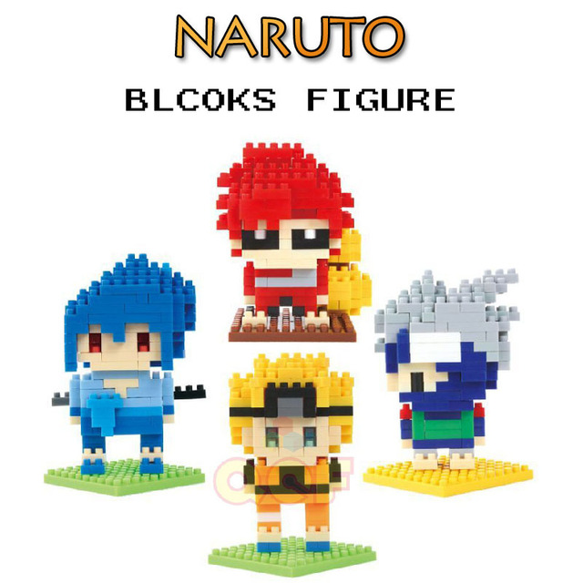 Naruto Action Figure Mini Model Toy