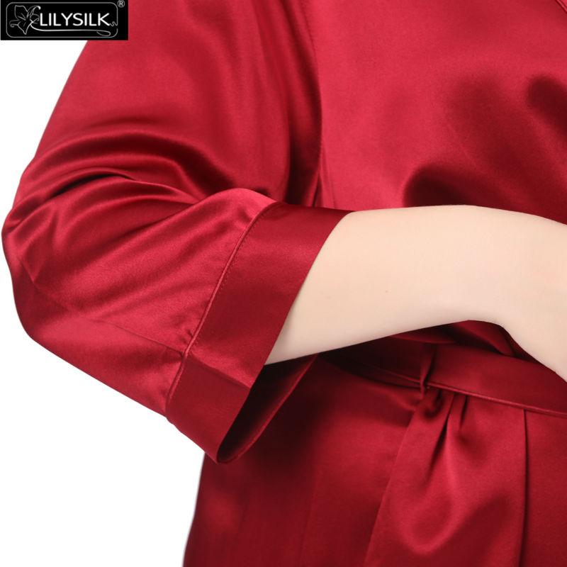 1000-claret-22-momme-mini-cut-silk-robe-plus-size-03