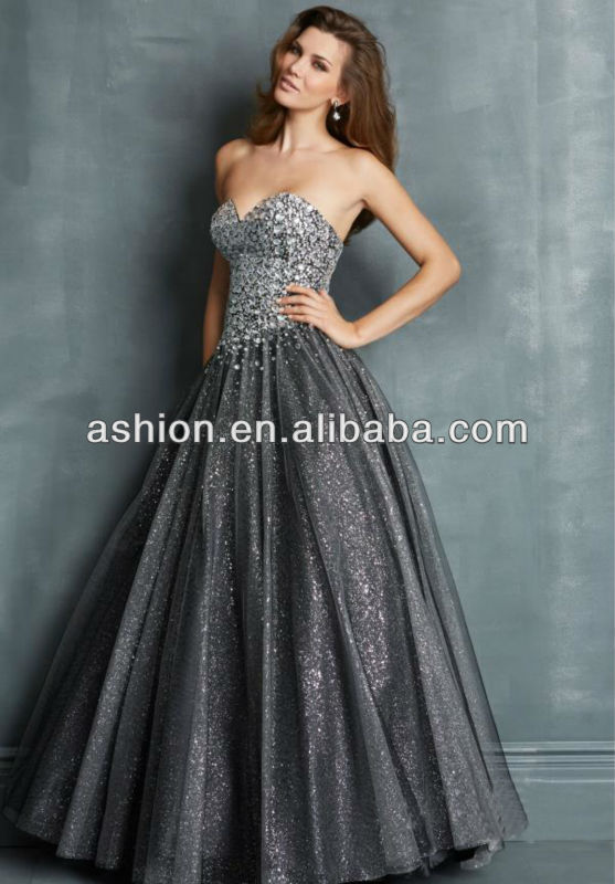 2c7cabcbeb Free Shipping ED 2761 Forever new strapless bling bling prom dresses ...