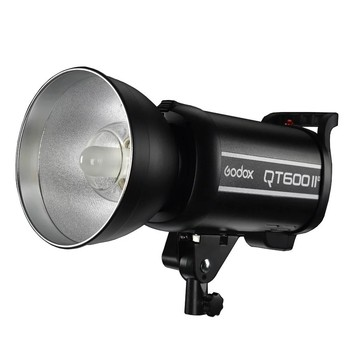Godox QT600II 600WS GN76 1/8000s  Flash Strobe Light with Built in 2.4G Wirless System + X1T-C Trigger For C CD50