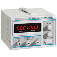 High Performance Digital KXN 1560D High Power Switching DC Power Supply High Accuracy 0 15V Voltage