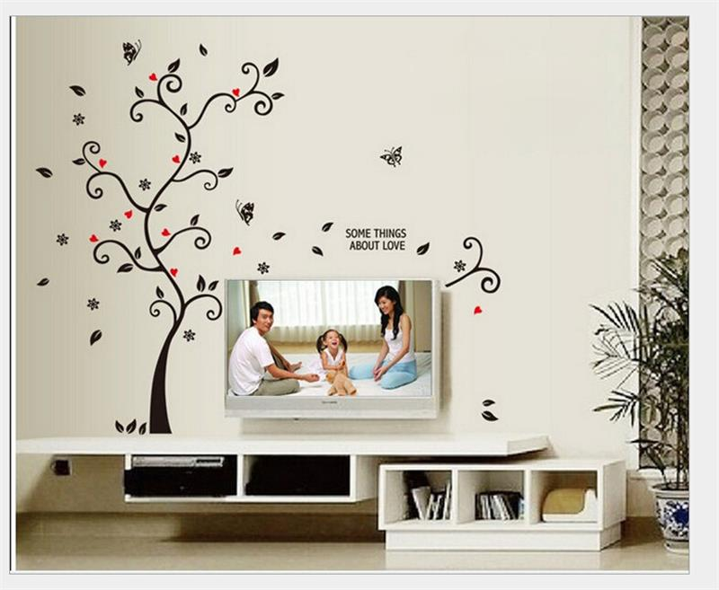 Aliexpresscom Buy photos family tree wall stickers quotes