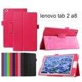 """Case для Lenovo Tab 2 A8-50 A8-50F A8 50 8 """"tablet CASE + film + stylus"""